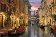 Venice (Romantic Italy 6000pc) (CLE 36517), a 6000 piece jigsaw puzzle by Clementoni and artist Dominic Davison. Click to view this jigsaw puzzle.