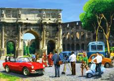 Streets of Rome. Click to view this product