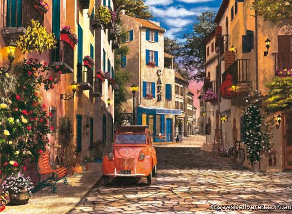 Heart of Southern France (RB14253-8), a 500 piece jigsaw puzzle by Ravensburger.