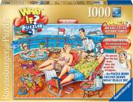 The Lottery (What If? #1) (RB19321-9), a 1000 piece Ravensburger jigsaw puzzle.