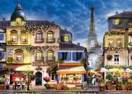 Pretty Paris (Large Pieces) (RB13560-8), a 300 piece Ravensburger jigsaw puzzle.