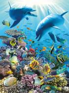 Underwater Adventure (RB13022-1), a 300 piece Ravensburger jigsaw puzzle.