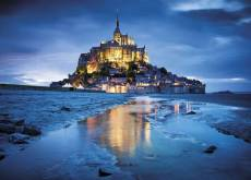 Mont St. Michel, France. Click to view this product