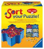 Sort Your Puzzle (RB17934-3), a 6 piece Ravensburger jigsaw puzzle.