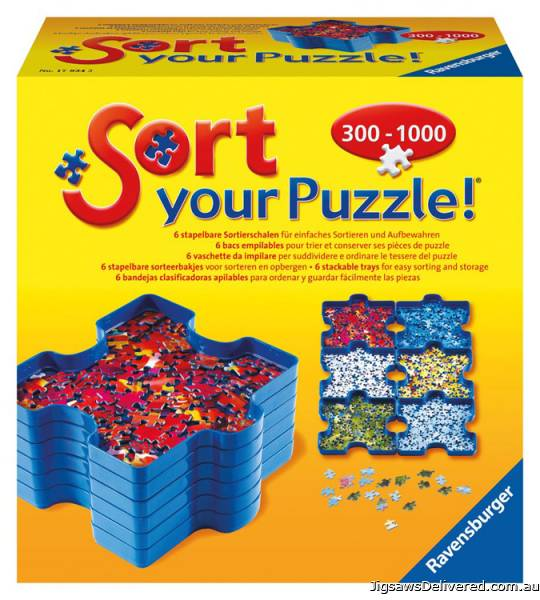Sort Your Puzzle (RB17934-3), a 6 piece jigsaw puzzle by Ravensburger.