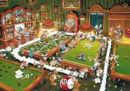 Billiards (HEY29232), a 1000 piece HEYE jigsaw puzzle.