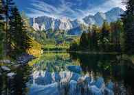 Most Majestic Mountains (RB19367-7), a 1000 piece jigsaw puzzle by Ravensburger. Click to view this jigsaw puzzle.