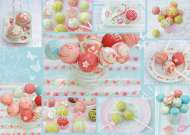 Sweet Cake Pops (RB19368-4), a 1000 piece Ravensburger jigsaw puzzle.