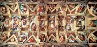 Sistine Chapel (18000pc) (EDU16065), a 18000 piece Educa jigsaw puzzle.