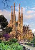 Sagrada Familia (EDU15986), a 1000 piece Educa jigsaw puzzle.