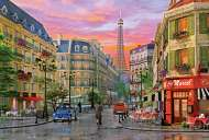 Rue Paris (EDU16022), a 5000 piece Educa jigsaw puzzle.