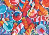 Popsicles (RB13105-1), a 300 piece Ravensburger jigsaw puzzle.