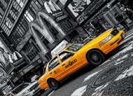 New York Taxi (CLE 39274), a 1000 piece Clementoni jigsaw puzzle.