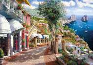 Capri (CLE 39257), a 1000 piece jigsaw puzzle by Clementoni and artist Sam Park. Click to view this jigsaw puzzle.