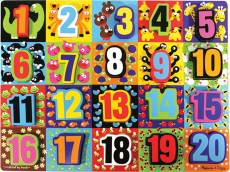 Jumbo Numbers (Chunk.... Click to view this product