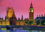 London (CLE 30378), a 500 piece Clementoni jigsaw puzzle.