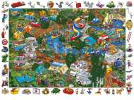Get Away from It All (HOL095148), a 100 piece Holdson jigsaw puzzle.