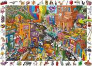 World in a Hurry (HOL095179), a 100 piece Holdson jigsaw puzzle.