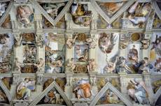 Sistine Chapel. Click to view this product