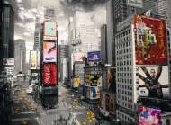 Times Square New York (RB14504-1), a 500 piece Ravensburger jigsaw puzzle.