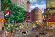 Carol's Chocolatier (Main Streets) (HOL096305), a 500 piece Holdson jigsaw puzzle.