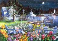 Moonglow (Patchworks) (HOL096169), a 1000 piece Holdson jigsaw puzzle.