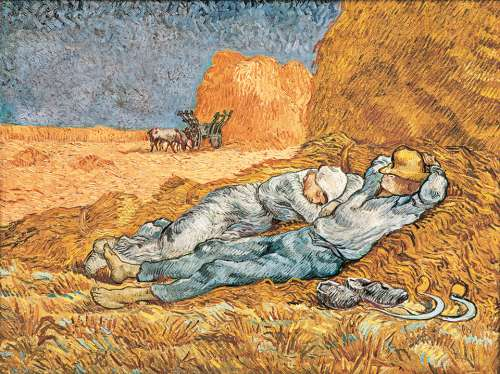 La Siesta (CLE 39290), a 1000 piece jigsaw puzzle by Clementoni. Click to view larger image.