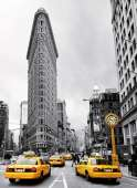 Flatiron Building, New York (RB14487-7), a 500 piece Ravensburger jigsaw puzzle.