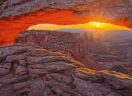 Island in the Sky, Utah USA (RB14358-0), a 500 piece Ravensburger jigsaw puzzle.