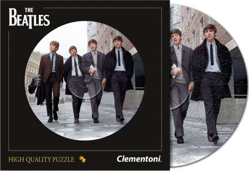 Can't Buy Me Love (CLE 21403), a 212 piece jigsaw puzzle by Clementoni. Click to view larger image.