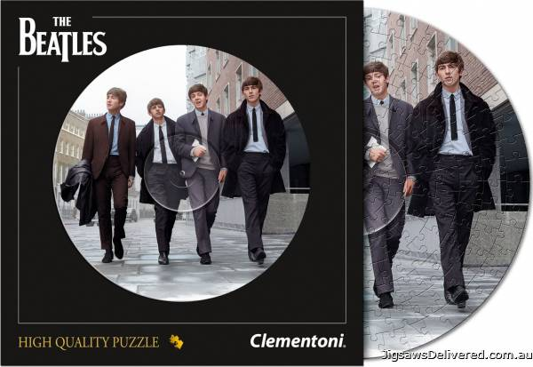 Can't Buy Me Love (CLE 21403), a 212 piece jigsaw puzzle by Clementoni.