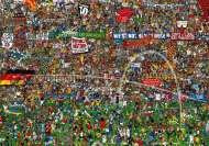 Football History (HEY29205), a 3000 piece HEYE jigsaw puzzle.