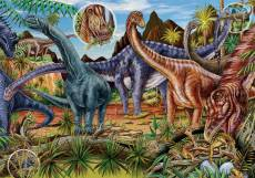 Dinosaurs (Herbivores). Click to view this product