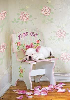 Taking Time Out (EDU16734), a 500 piece jigsaw puzzle by Educa. Click to view larger image.