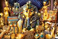 Treasures of Egypt (EDU16751), a 1000 piece jigsaw puzzle by Educa. Click to view this jigsaw puzzle.