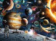 Outer Space (RB10016-3), a 150 piece Ravensburger jigsaw puzzle.
