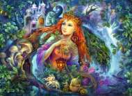 Fairy of the Forest (RB14693-2), a 500 piece Ravensburger jigsaw puzzle.