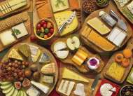 More Cheese Please (COB51785), a 1000 piece Cobble Hill jigsaw puzzle.