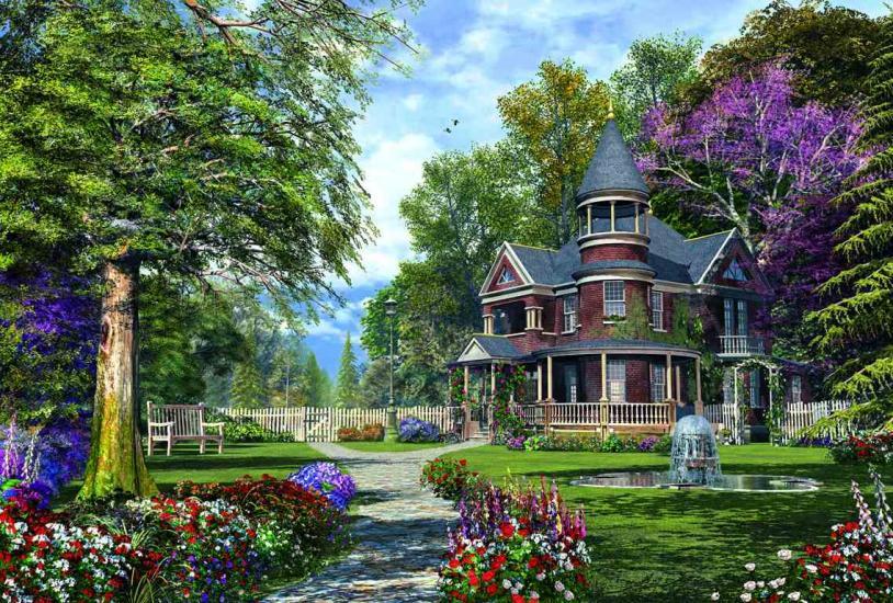 Late Summer Garden Jigsaw By Educa Edu14830 6000 Pcs