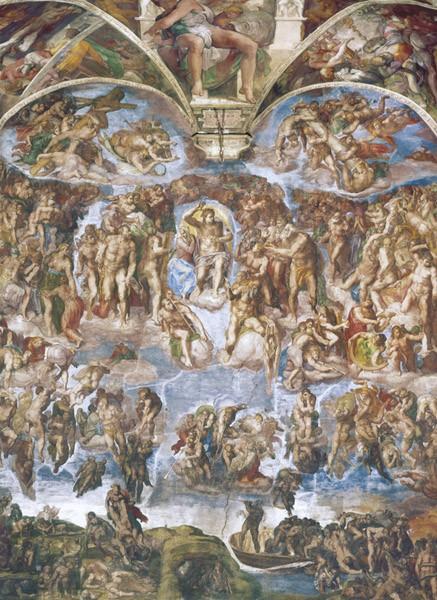 Universal Judgement Jigsaw By Michelangelo 39250 1000
